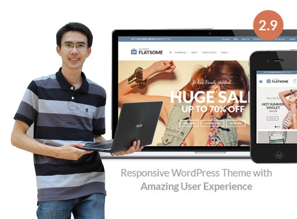 สอน WordPress Advance