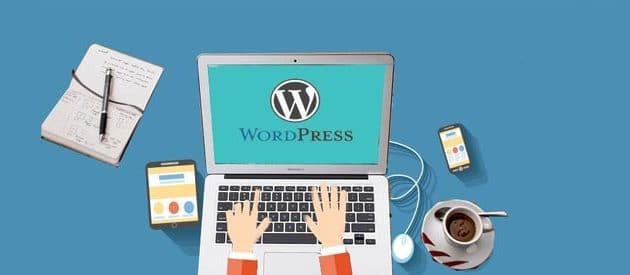 ใช้งาน WordPress
